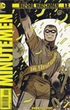 Before Watchmen Minutemen #1 Combo Pack With Polybag