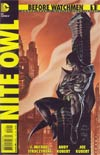Before Watchmen Nite Owl #1 Combo Pack With Polybag