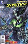 Justice League Vol 2 #10 Regular Jim Lee Cover