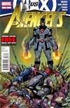 Avengers Vol 4 #27 (Avengers vs X-Men Tie-In)