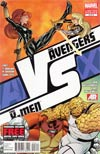 AVX VS #3 Regular Ed McGuinness Cover (Avengers vs X-Men Tie-In)