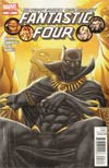 Fantastic Four Vol 3 #607 Regular Mike Choi Cover