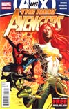New Avengers Vol 2 #27 (Avengers vs X-Men Tie-In)
