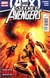Secret Avengers #28 Regular Alan Davis Cover (Avengers vs X-Men Tie-In)