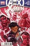 X-Men Legacy #268 Regular Mark Brooks Cover (Avengers vs X-Men Tie-In)