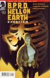 BPRD Hell On Earth Exorcism #1