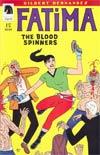 Fatima The Blood Spinners #1 Regular Gilbert Hernandez Cover