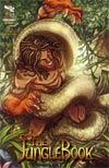 Grimm Fairy Tales Presents Jungle Book #4 Cover A Carlos Granda