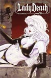 Lady Death Vol 3 #18 Wraparound Cover