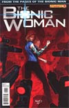 Bionic Woman Vol 2 #4 Regular Paul Renaud Cover