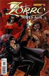 Zorro Rides Again #12