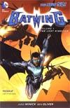 Batwing (New 52) Vol 1 The Lost Kingdom TP