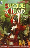 Suicide Squad (New 52) Vol 1 Kicked In The Teeth TP