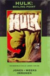 Hulk Boiling Point HC Premiere Edition Direct Market Cover