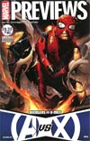 Marvel Previews #106 June 2012