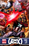 Avengers vs X-Men #0 Incentive Jim Cheung Wraparound Variant Cover