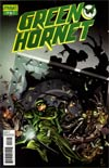 Kevin Smiths Green Hornet #23 Jonathan Lau Cover