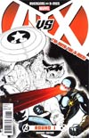 Avengers vs X-Men #1 Cover E Variant Team Store X-Men Cover