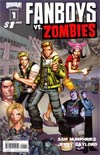 Fanboys vs Zombies #1 1st Ptg Cover A Humberto Ramos