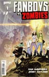 Fanboys vs Zombies #1 1st Ptg Cover D Matteo Scalera