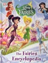 Disney Fairies The Fairies Encyclopedia HC