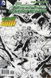Green Lantern Vol 5 #8 Incentive Doug Mahnke Sketch Cover