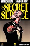Secret Service #1 Incentive Leinil Francis Yu Variant Cover