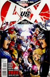 Avengers vs X-Men #1 2nd Ptg Jim Cheung Variant Cover