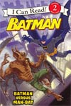 Batman Classic Batman Versus Man-Bat TP