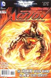 Action Comics Vol 2 #11 Cover A Regular Rags Morales Cover