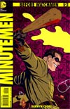 Before Watchmen Minutemen #2 Regular Darwyn Cooke Cover