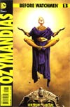Before Watchmen Ozymandias #1 Regular Jae Lee Cover