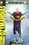 Before Watchmen Ozymandias #1 Combo Pack With Polybag
