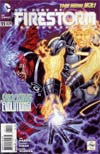 Fury Of Firestorm The Nuclear Men #11