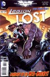 Legion Lost Vol 2 #11