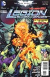 Legion Of Super-Heroes Vol 7 #11
