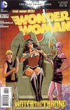 Wonder Woman Vol 4 #11 Regular Cliff Chiang Cover