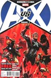 Avengers vs X-Men #7 Regular Jim Cheung Cover