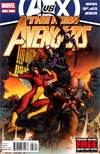 New Avengers Vol 2 #28 (Avengers vs X-Men Tie-In)