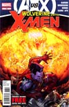 Wolverine And The X-Men #13 (Avengers vs X-Men Tie-In)