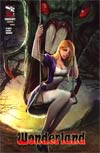 Grimm Fairy Tales Presents Wonderland Annual 2012 Cover A Stjepan Sejic