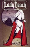 Lady Death Vol 3 #15 C2E2 Cover