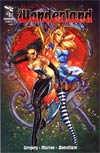 Grimm Fairy Tales Presents Wonderland Vol 2 #1 Cover A J Scott Campbell