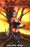 Grimm Fairy Tales Presents Wonderland Vol 2 #1 Cover D Ale Garza