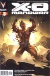X-O Manowar Vol 3 #3 Regular Jelena Kevic-Djurdjevic Cover