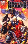 Battle Beasts Vol 2 #1 Regular Dan Brereton Cover
