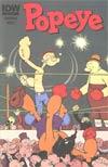 Popeye Vol 3 #3 Regular Tom Neely Cover