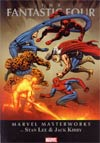 Marvel Masterworks Fantastic Four Vol 8 TP Book Market Edition