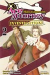 Miles Edgeworth Ace Attorney Investigations Vol 2 GN
