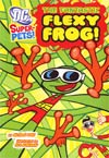 DC Super-Pets Fantastic Flexy Frog TP